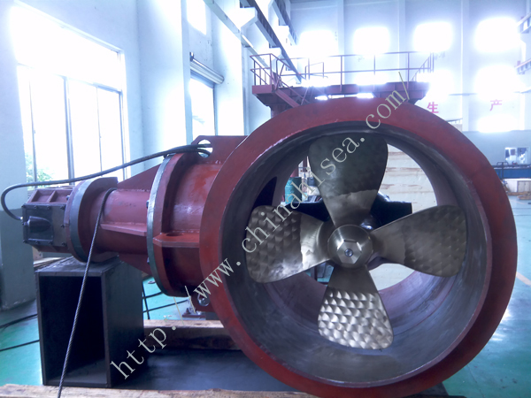 Engine Bow Thruster