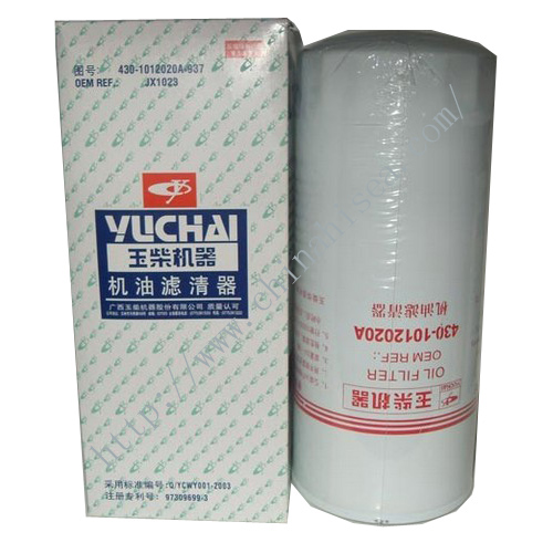 Yuchai engine filters