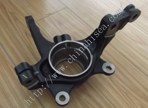 Hyundai steering knuckle