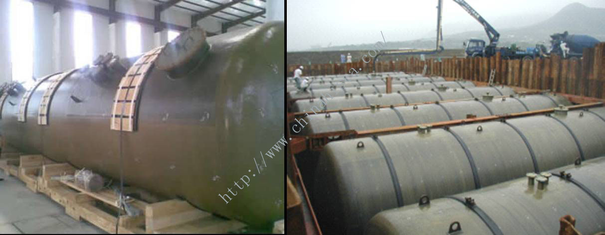100000L SF Double-wall Tank Exported to Japan.jpg
