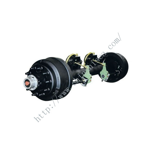 Rear Axle For Truck Trailer