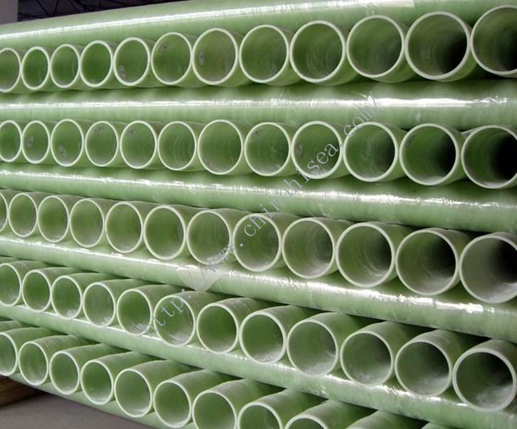 Oil/Gas FRP High Pressure Pipe