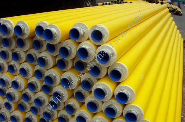 Oil/Gas FRP Insulating Pipe