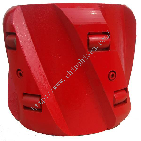 Rigid Centralizer with Rollers (RCR)