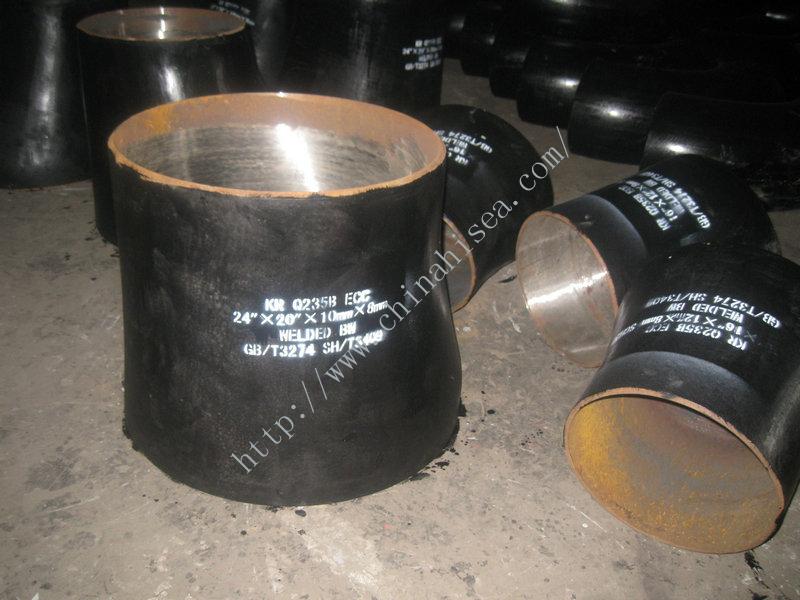 Eccentric pipe reducer manufacturer