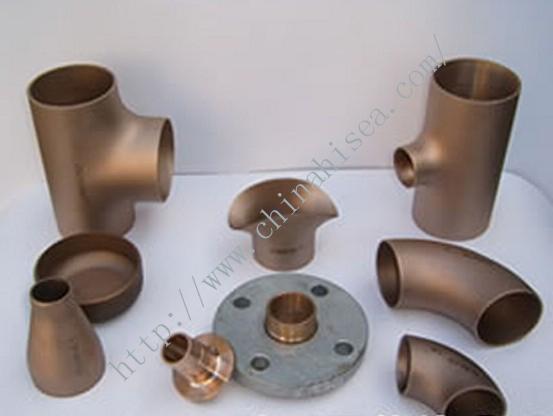 Cuni copper pipe reducer