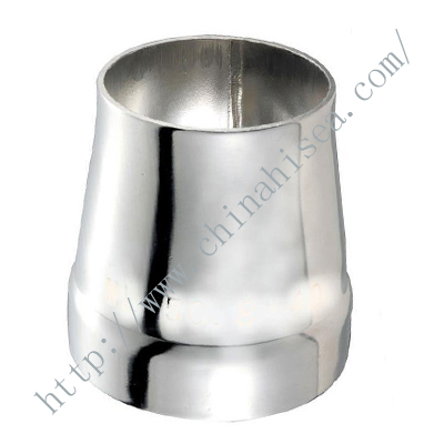 Seamed welding reducer