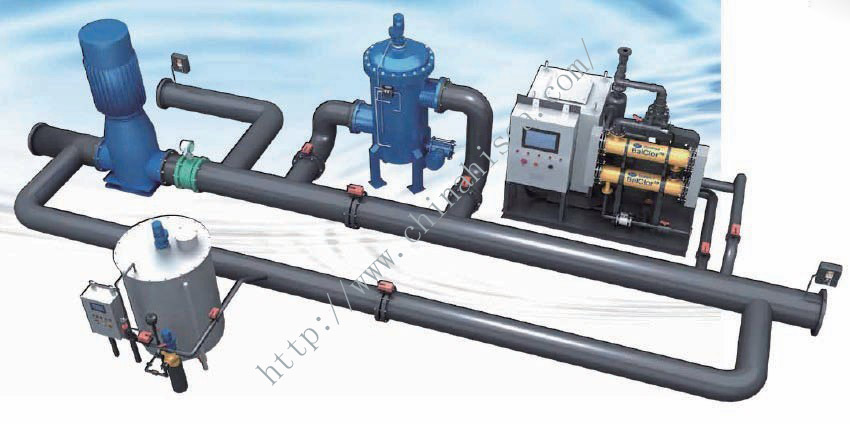 IMO Approvaled Ballast Water Treatment System