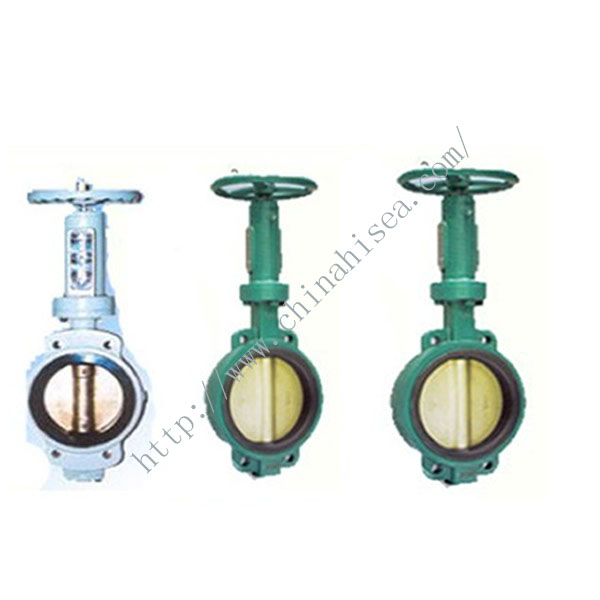 Marine Manual Butterfly Valves Pictures