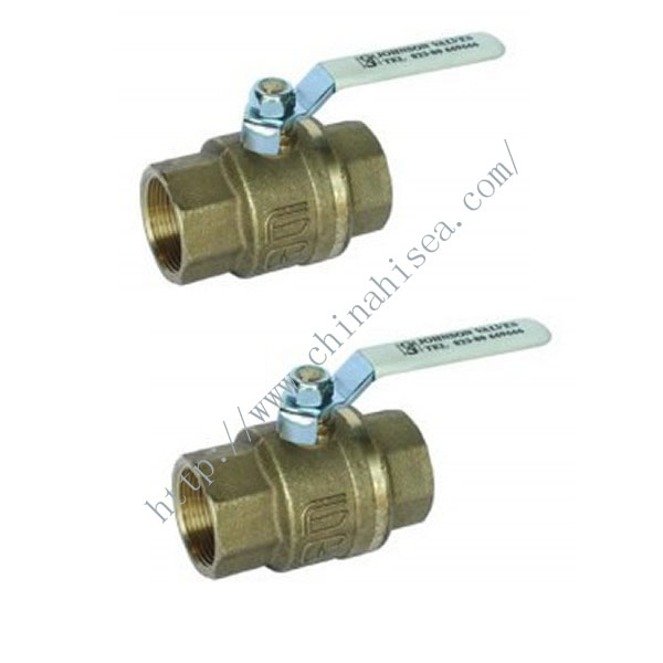 Full Bore Ball Valve