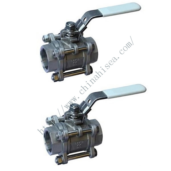 Stainless Steel Full Bore Ball Valve