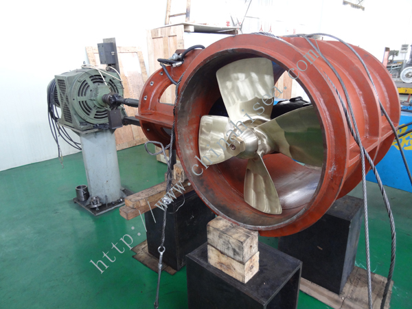 Electric Bow Thruster