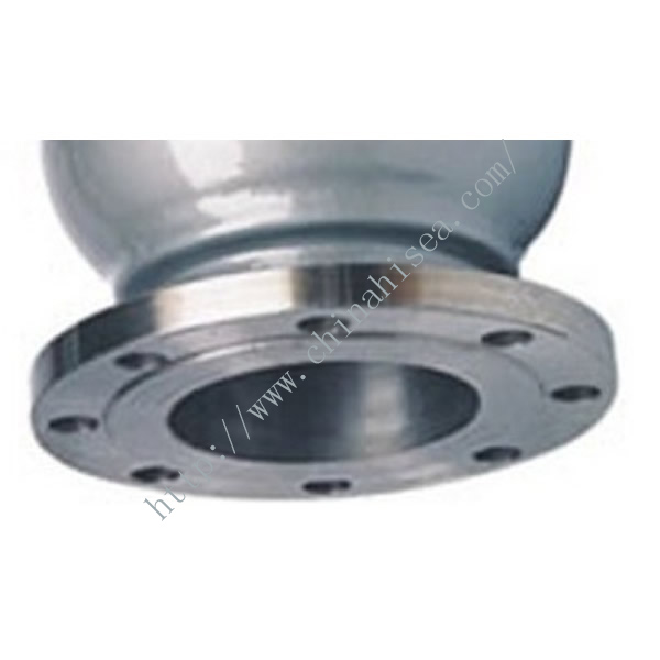 Float Soft Sealing Ball Valve Body