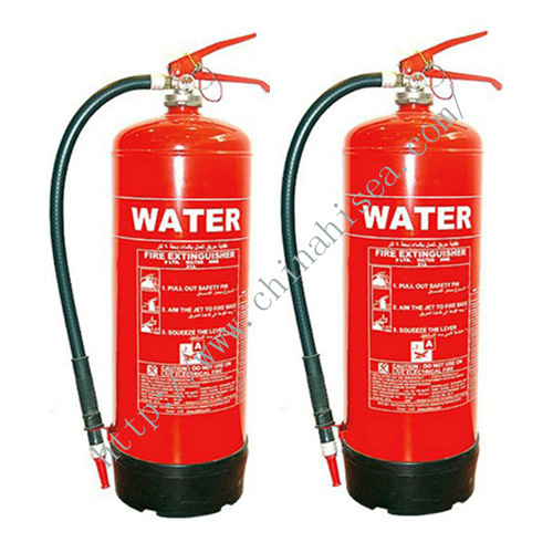 9kg water fire extinguisher