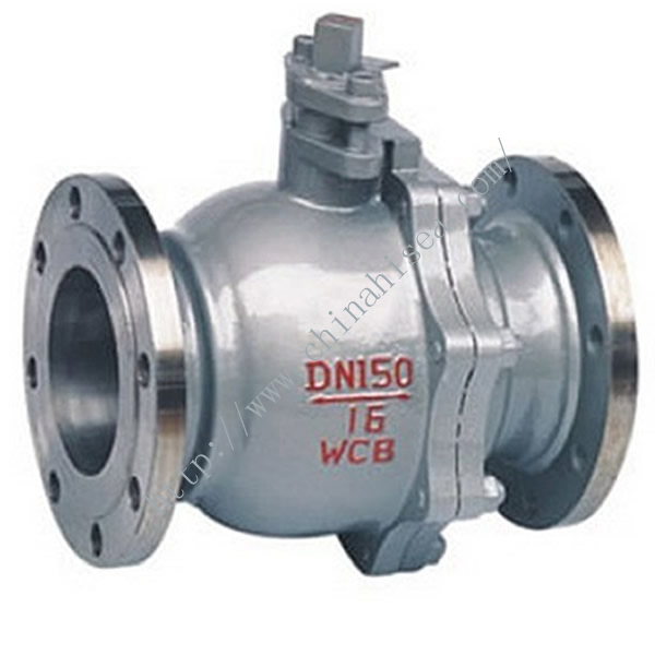 Float Soft Sealing Ball Valve