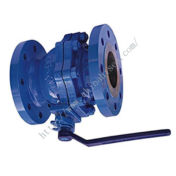 2-piece Body Floating Ball Valve Picture