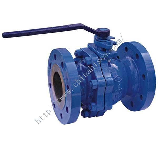 2-piece Body Floating Ball Valve