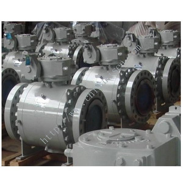 API Fixed Ball Valve Factory Productivity