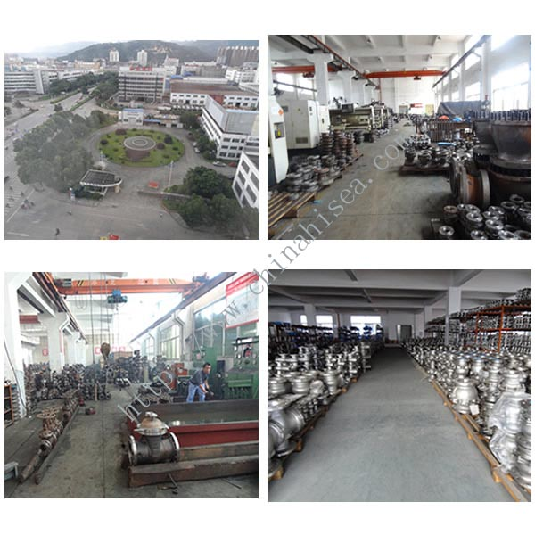 Uni-body Flange Ball Valve Factory