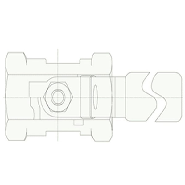 One Piece Stainless Steel Ball Valve Working Theory