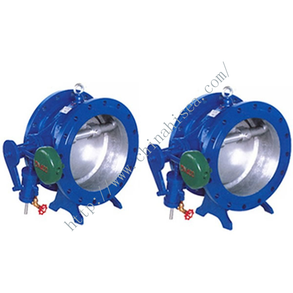 Butterfly Type Non-slam Check Valve