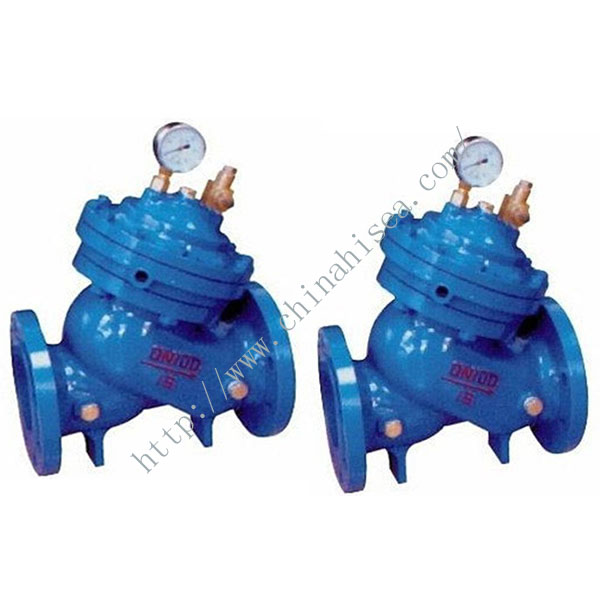 DY30BX Slow Opening Fast Shut Check Valve Factory Product
