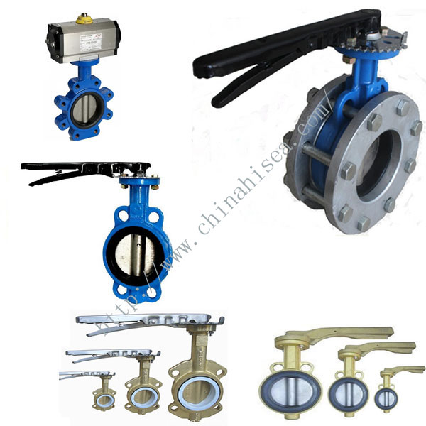 marine butterfly valves