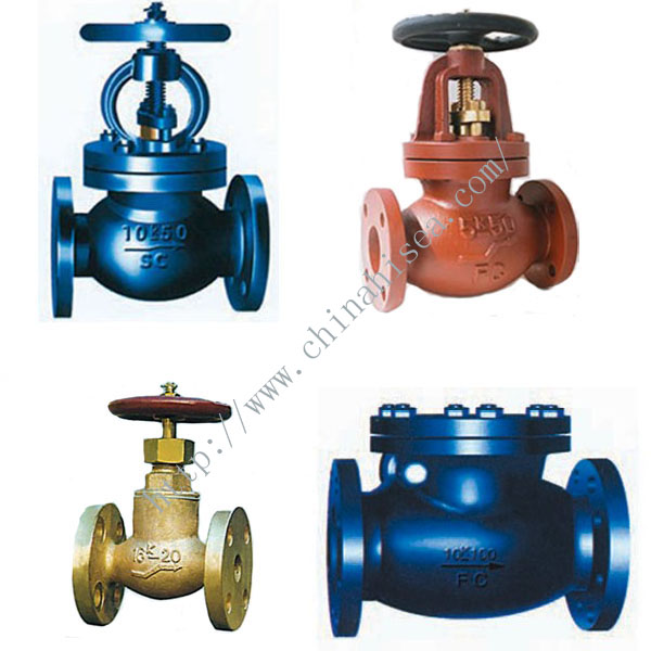 marine check valves