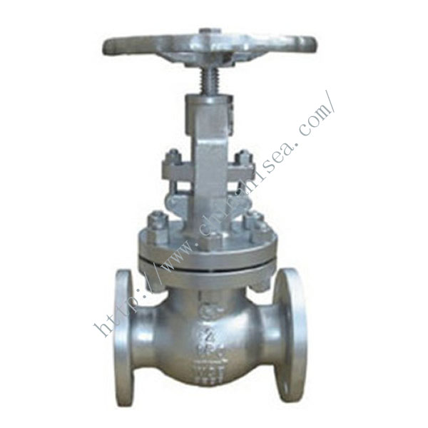 API Steel Globe Valve Working Theory