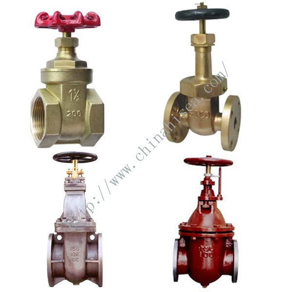 marine gate valves