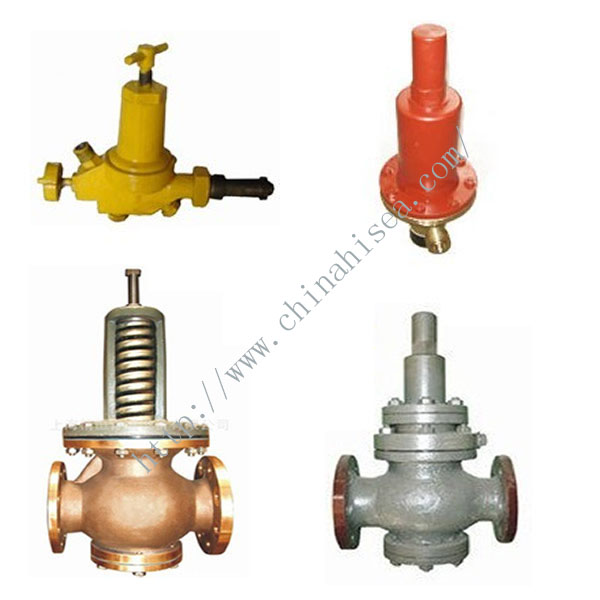 marine pressure reducing valves