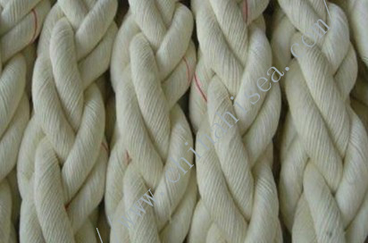Aramid fiber rope