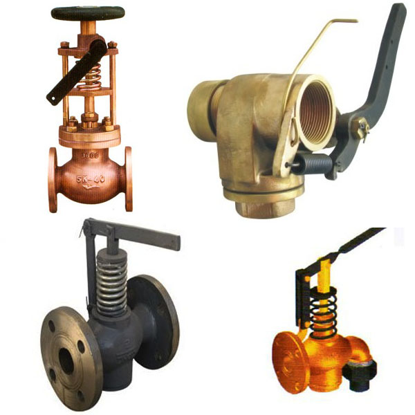 marine self closing valves
