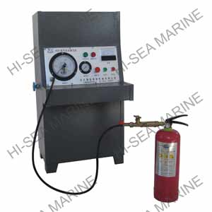 Nitrogen filling machine