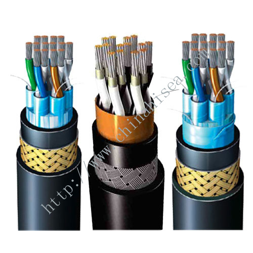 BFOU(c) S4/S8 Mud Resistant offshore communication cable