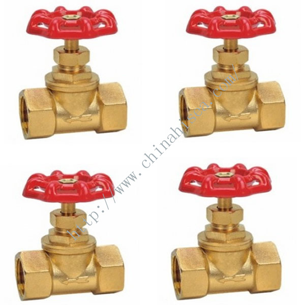 Brass Thread Globe Valve