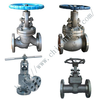 All Kinds of Globe Valve