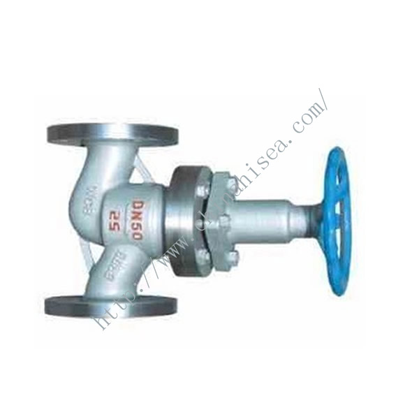 Zero Leakage Stop Valve Right Side