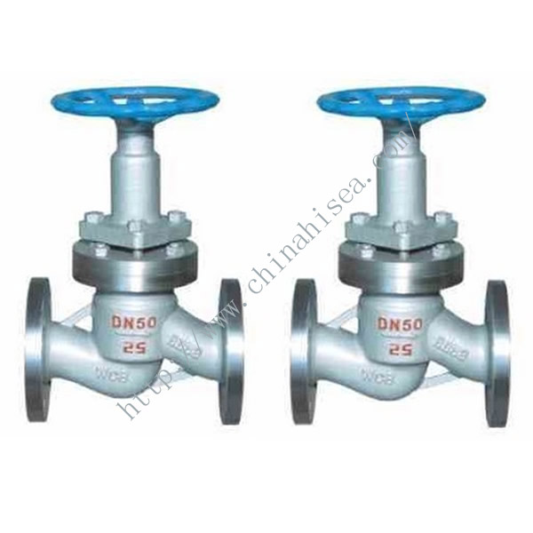 Zero Leakage Stop Valve In Factory