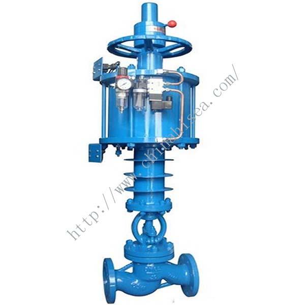 Pneumatic High Pressure Globe Valve Pneumatic High Pressure Globe Valve Manufacturer Hi Sea Group