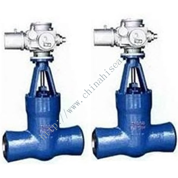 Electric Welding Gate Valve