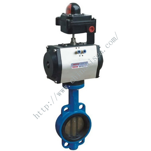Pneumatic Butterfly Valve Working Theory