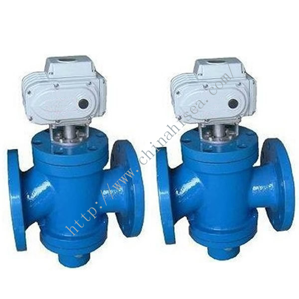 Electric Control Temperature Regulating Valve