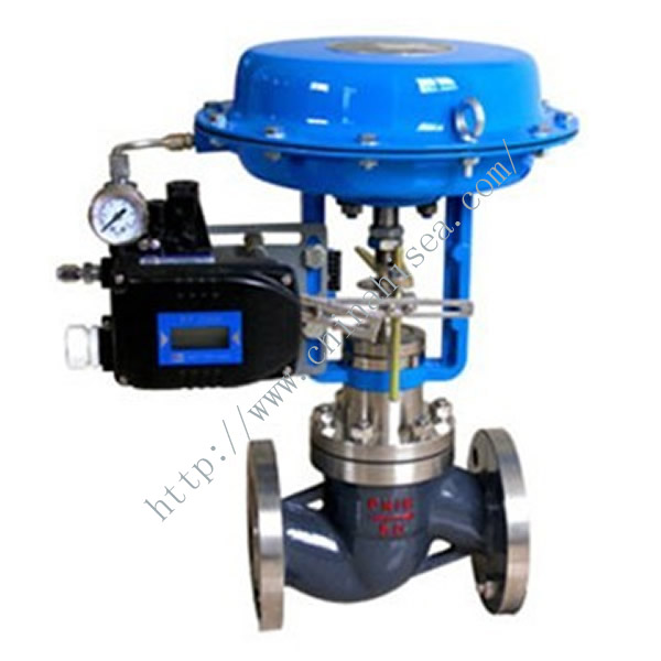 Pneumatic Diaphram Single Regulating Valve