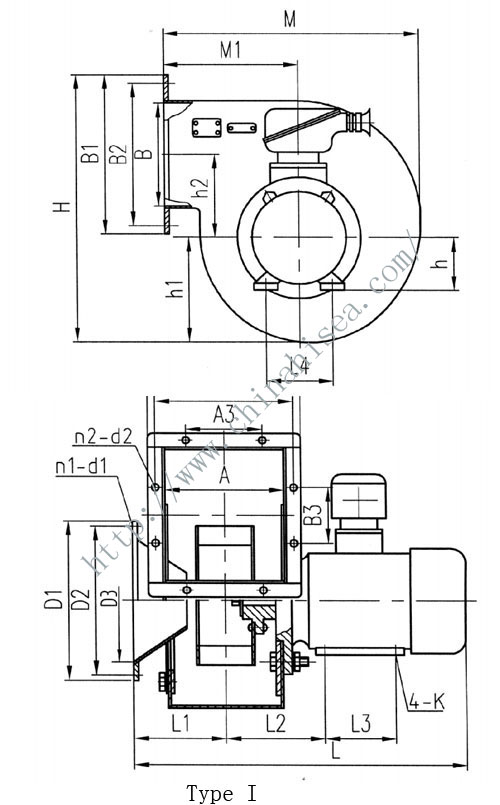 Type I of the Marine Centrifugal Fan.jpg