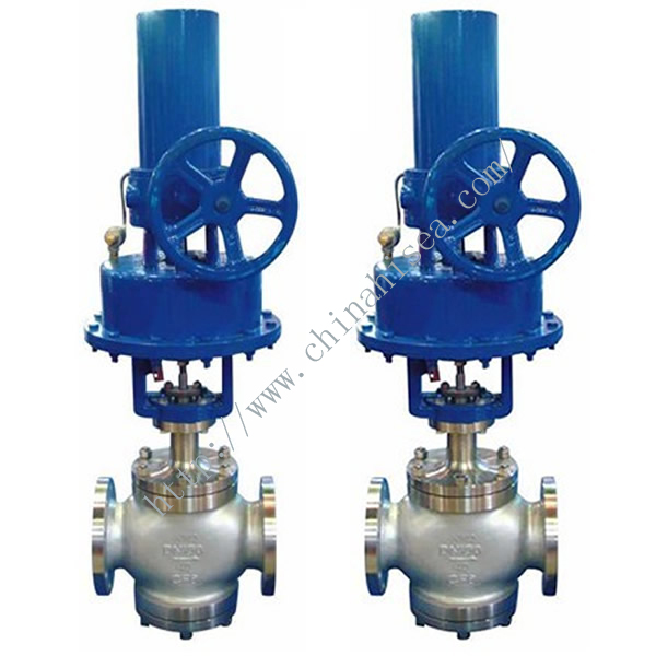 Pneumatic Cut Off Valve