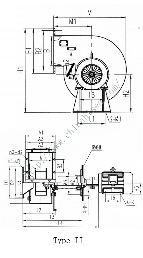 Type II of the Marine Centrifugal Fan.jpg
