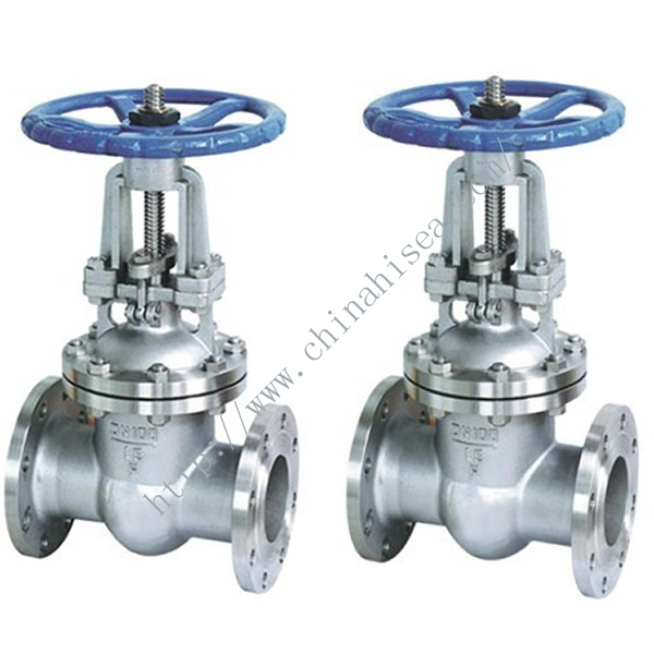 Flange Stainless Steel Gate Valve