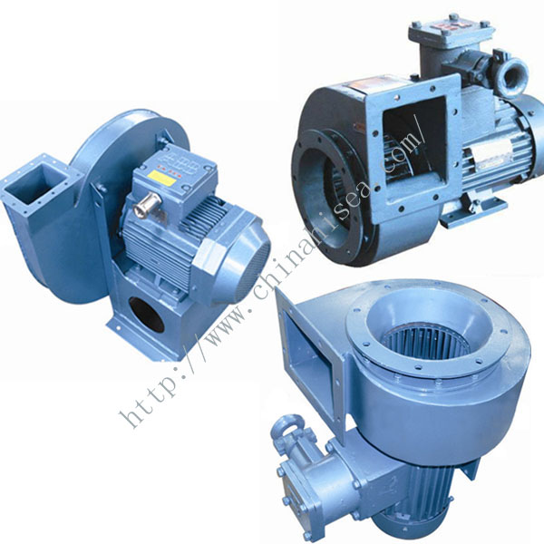 Marine Centrifugal Explosion Proof Exhaust Fan