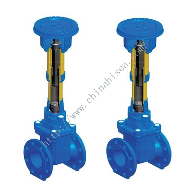 Direct Buried Type Gate Valve Working Theory